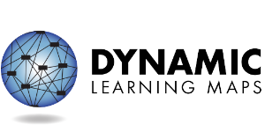 Dynamic learning maps logo