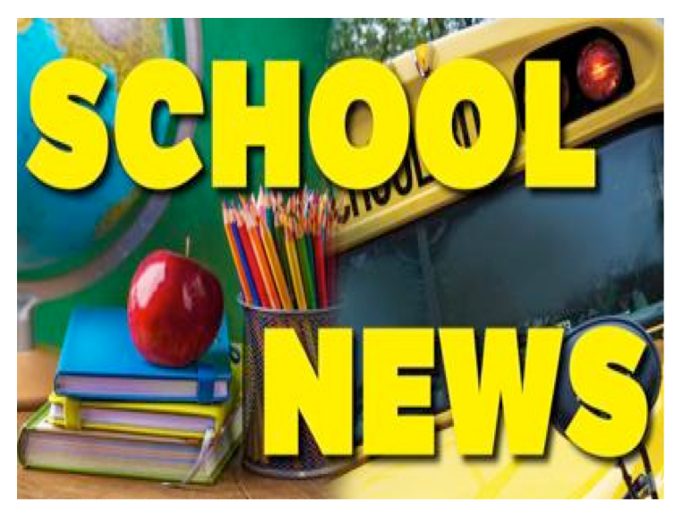 Click HERE for NEW School News!