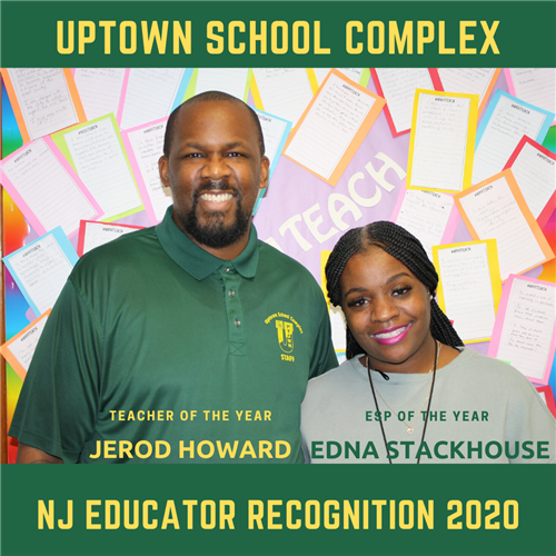 USC NJ Educator Recognition
