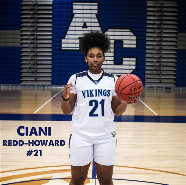 Ciani Redd-Howard nominated for McDonald's All American game