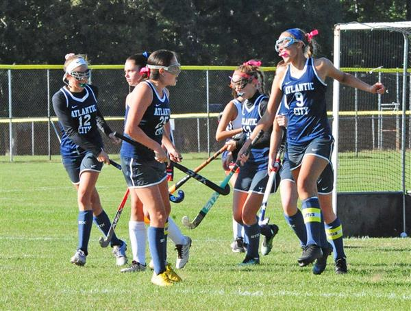1/22/18: Atlantic City field hockey upsets Millville in first round of playoffs