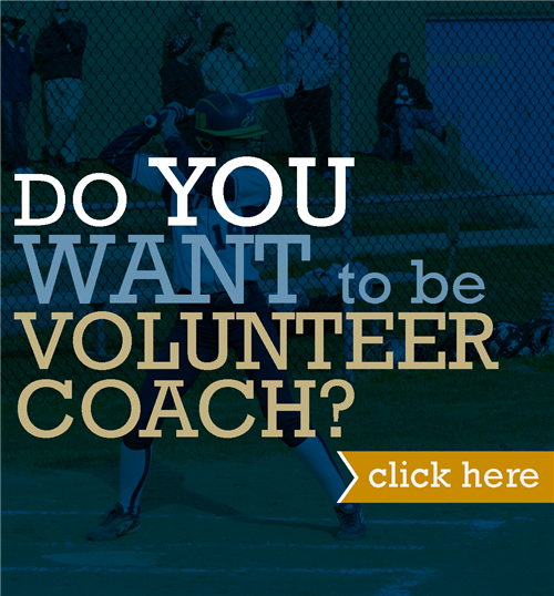 Want to be a Volunteer Coach  Click for Details