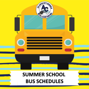 school bus for summer bus schedules