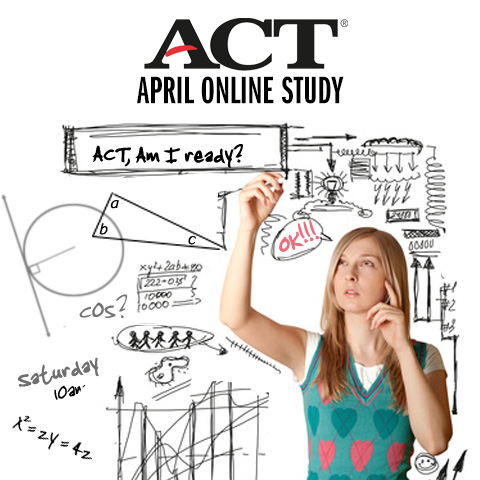 ACT April Online Study
