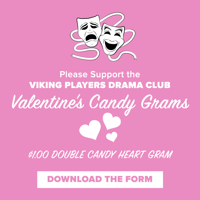 Valentine's Candy Grams