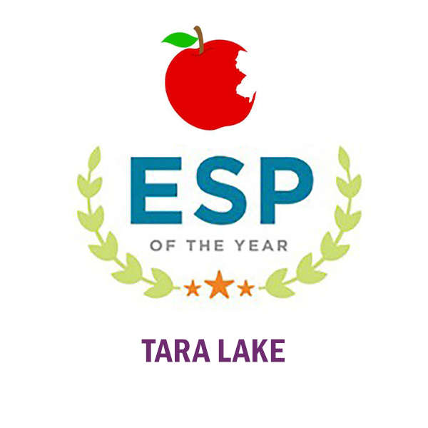 Educational Services Professional of the Year Tara Lake