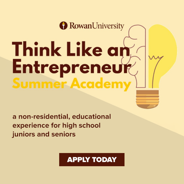 Rowan's 2020 Think Like an Entrepreneur Virtual Summer Academy