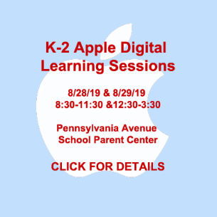 K-2 APPLE DIGITAL LEARNING SERIES - click for more info