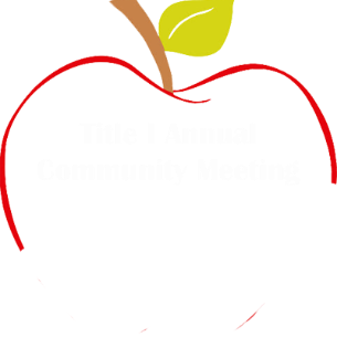 Title I Annual Community Meeting